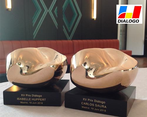 esculturas para premios
